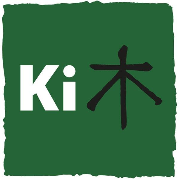 Ki Agency branding portrait logo