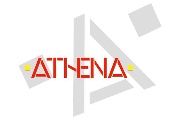 Athena logo design