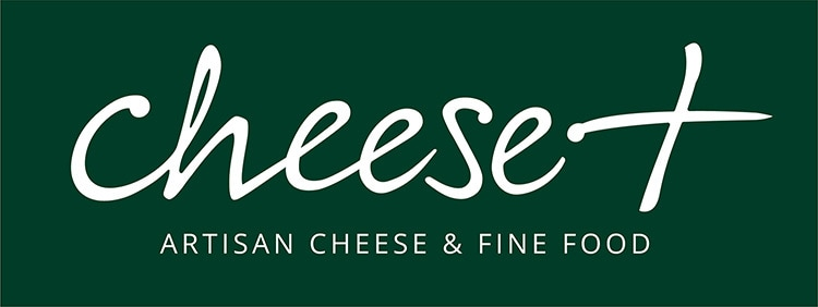 Cheese Plus with strapline Branding design