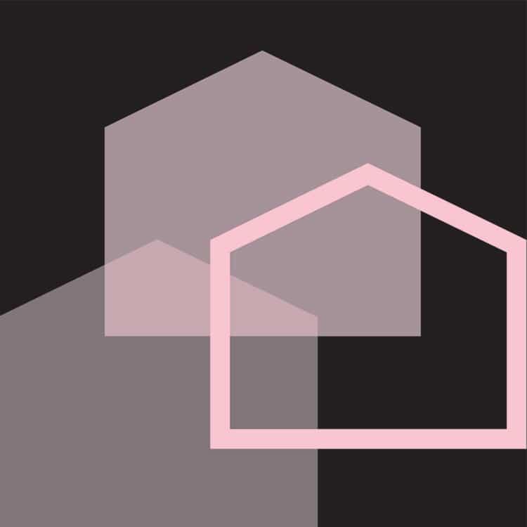 David Lee Estates portrait symbol design