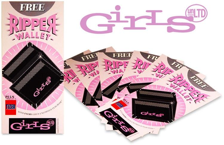 Dorothy Perkins Promotion Design for Girls unLTD Ripper Wallet