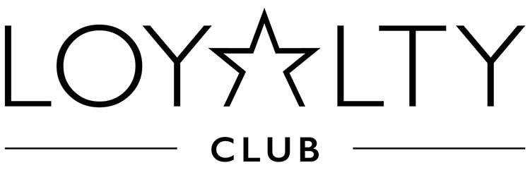 Dream Lodge Promotions Design Loyalty Club Logo in Black and White