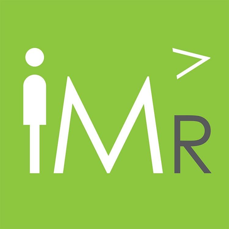 New social media profile picture of Intelligent Move Recruitment logo design