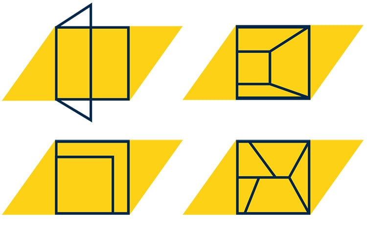 Set of Icons designed for T6 Website
