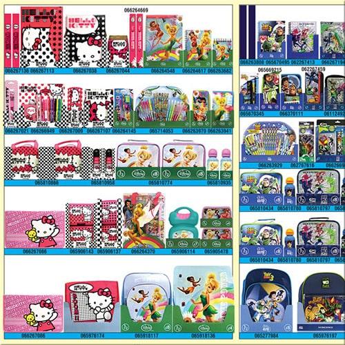 Tesco Back to School Merchandise planograms retail design Thumbnail