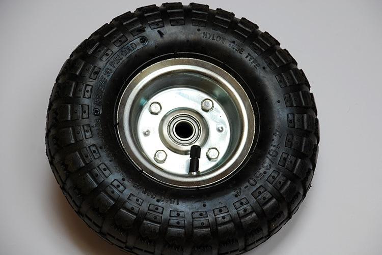Original photography of Wheel from a wheelbarrow for Tilgear
