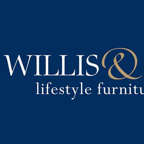 Reversed Branding design for Willis & Gambier with strapline Thumbnail
