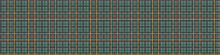 Tartan repeat pattern for Cheese Plus