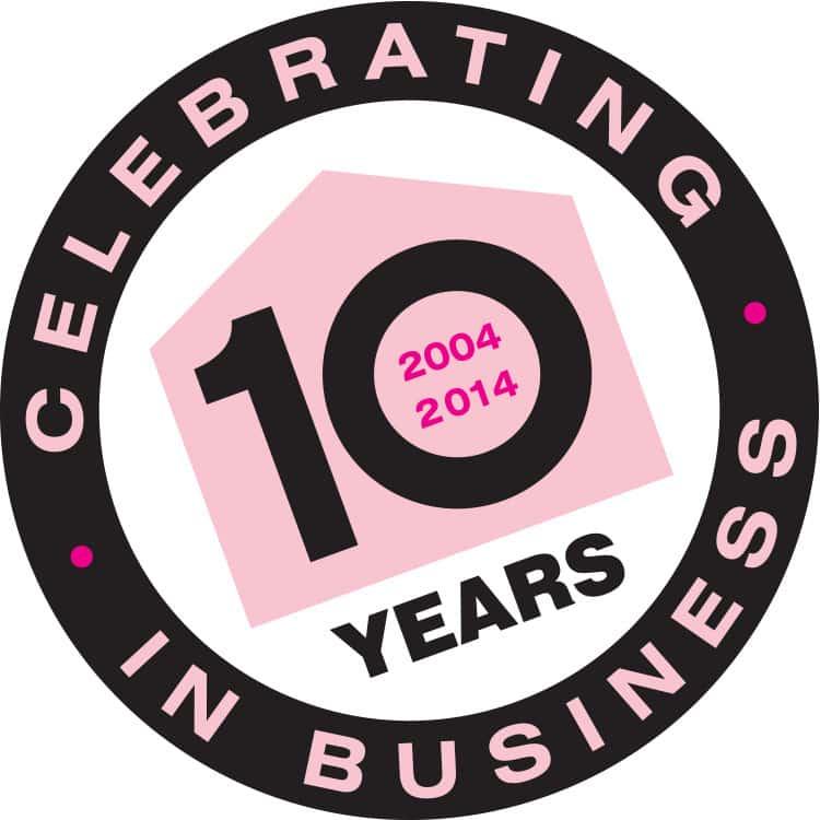 David Lee Estates Brand Design 10 years Logo Design