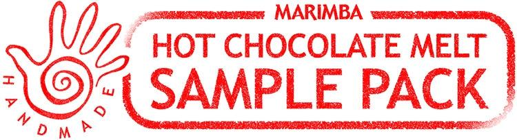 Marimba Trade sample pack logo design for sample pack packaging design