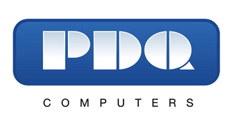 PDQ old logo design