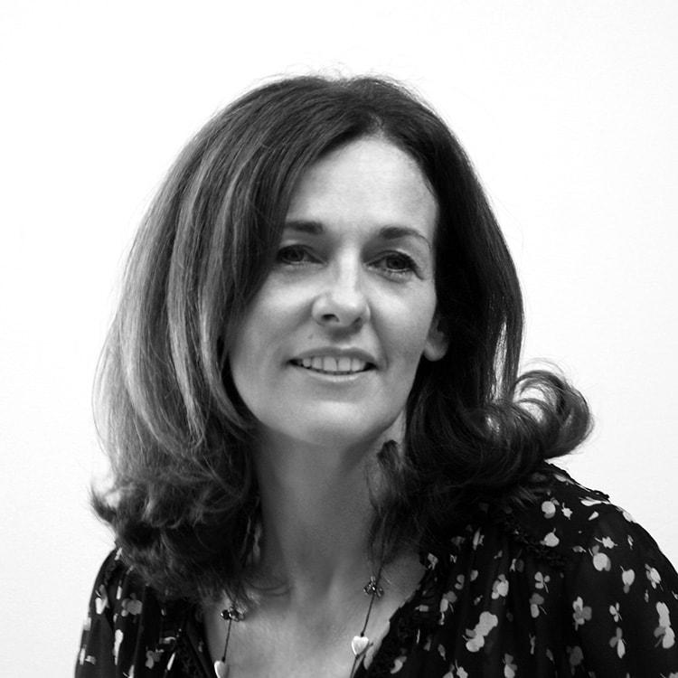 Deborah Dobson Right Angle Creative team member headshot