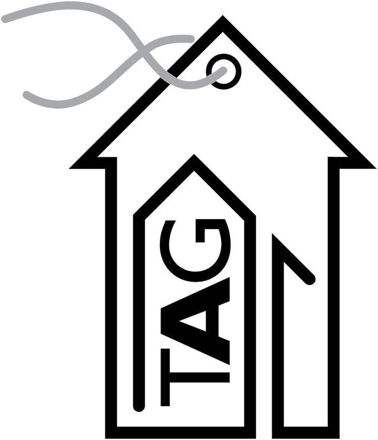 Tag logo design