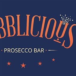 Bubblicious Logo Headshot
